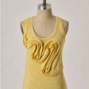 Anthropologie Winding Road Tank
